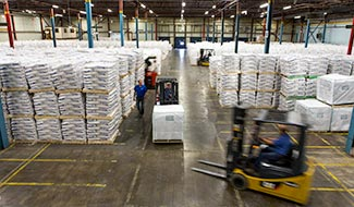 Full Service Warehouse