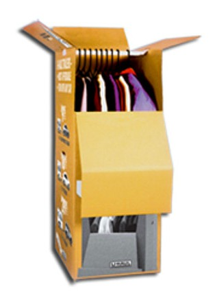 Space Saver Wardrobe Box