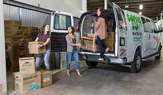 U-Haul Rentals with Drive-in, Heated Self Storage