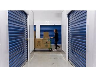 GPL Self Storage Indoor Lockers in Peterborough